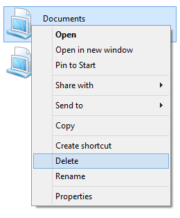 Documentslibrary ms nao esta mais funcionando ou is no for Documents library ms is no longer working windows 8