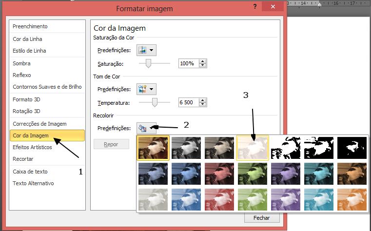 Como colocar uma imagem como marca de água no Word ou Power Point ... 2dcc8486c3
